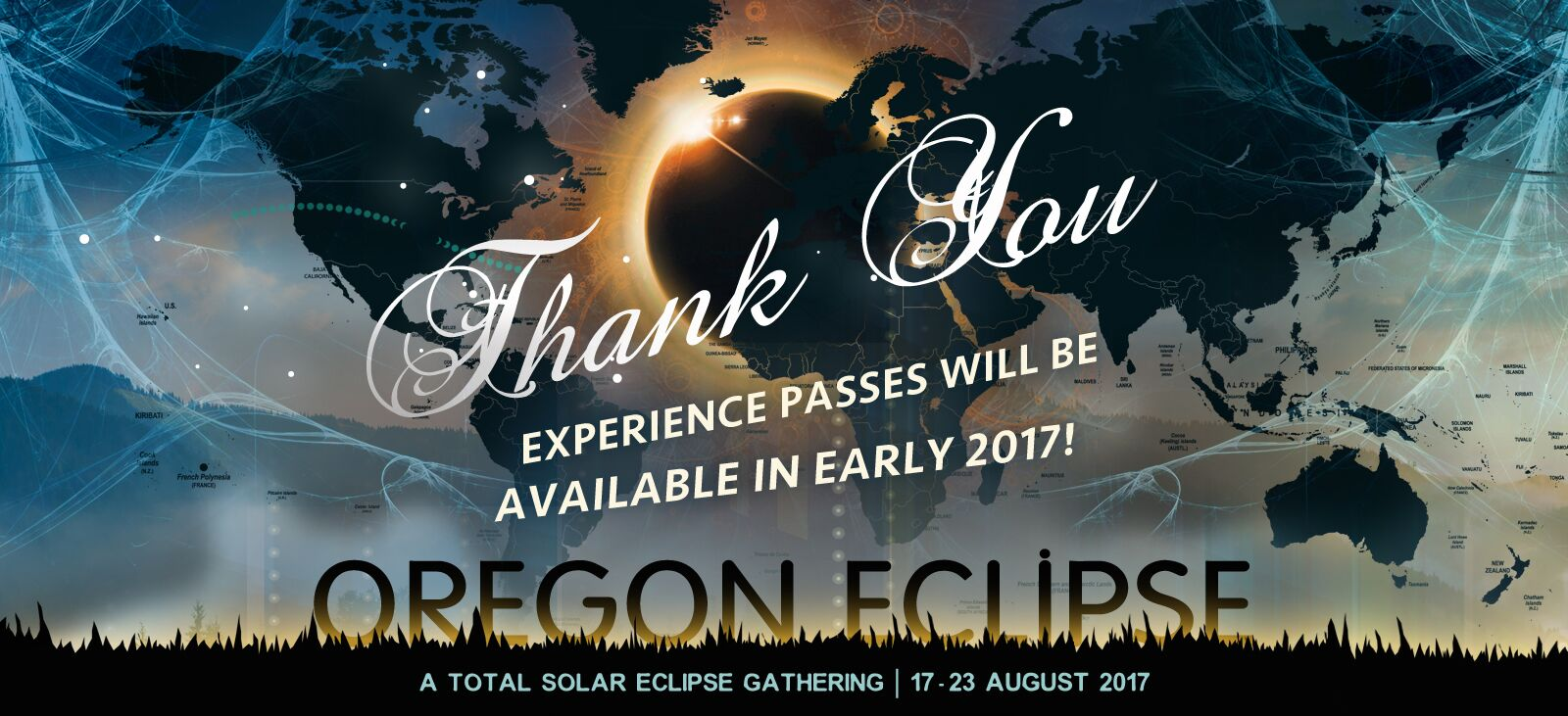 Experience Passes On Sale Again in 2017