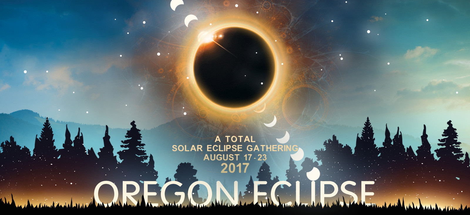 Oregon Eclipse: A Total Solare Eclipse Gathering, August 12-23, 2017