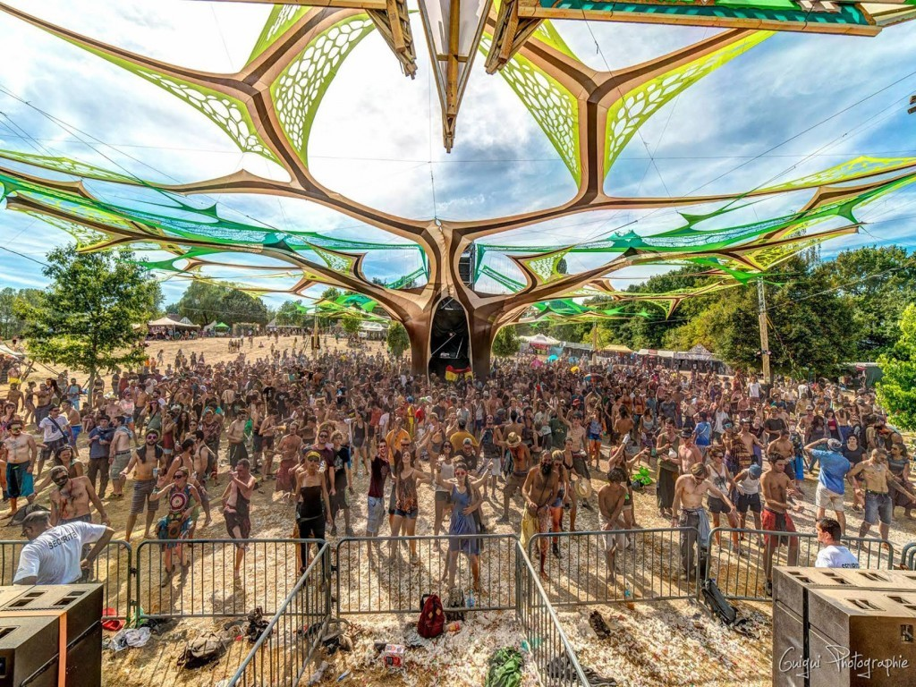 Hadra Festival France Oregon Eclipse 2017