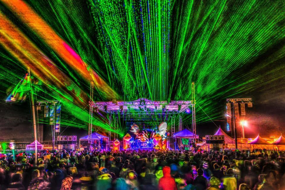 Sonic Bloom Oregon Eclipse 2017 Transformational Festival