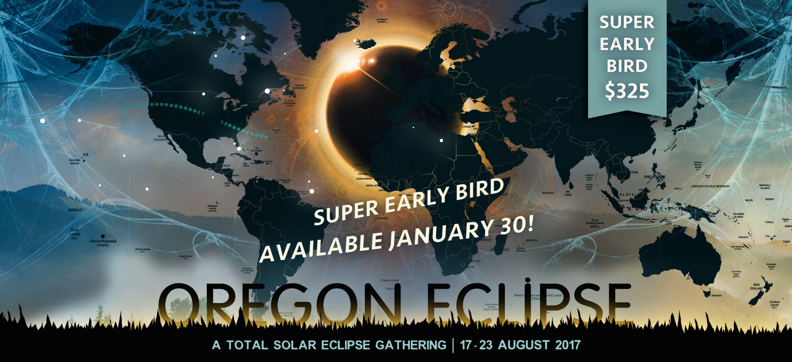 Oregon Eclipse Experience Passes Onsale January 30